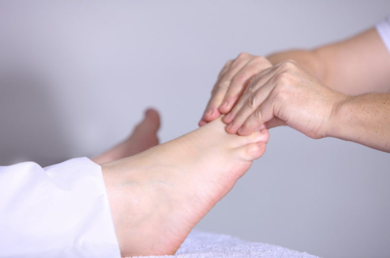 Diabetic Nerve Pain in Feet