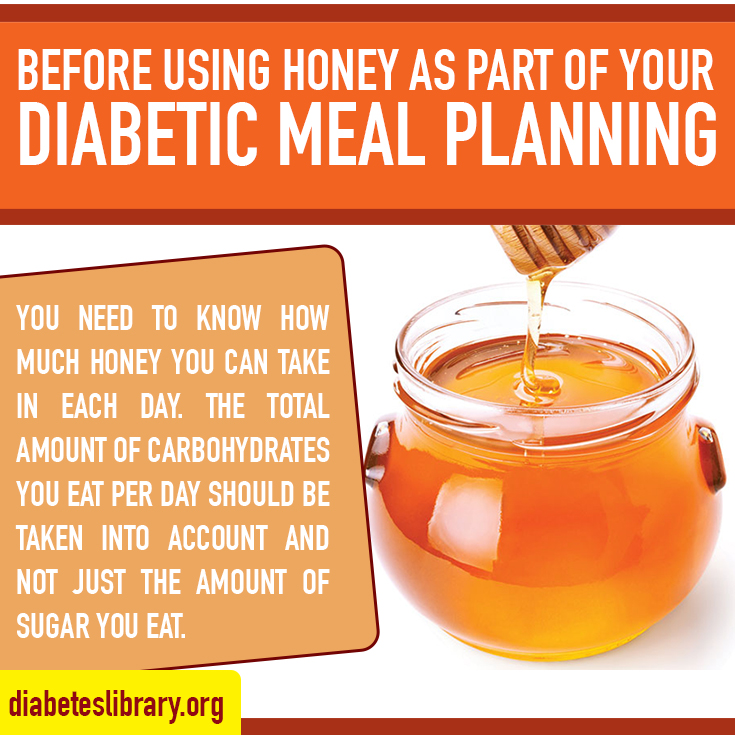 diabetes honey diet