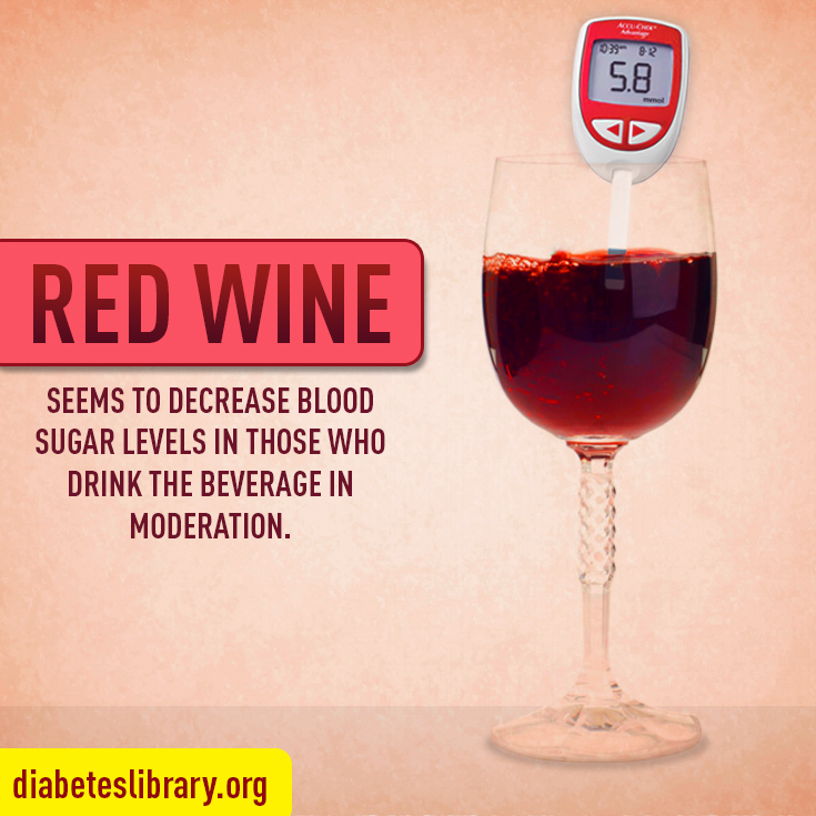 wine and diabetes