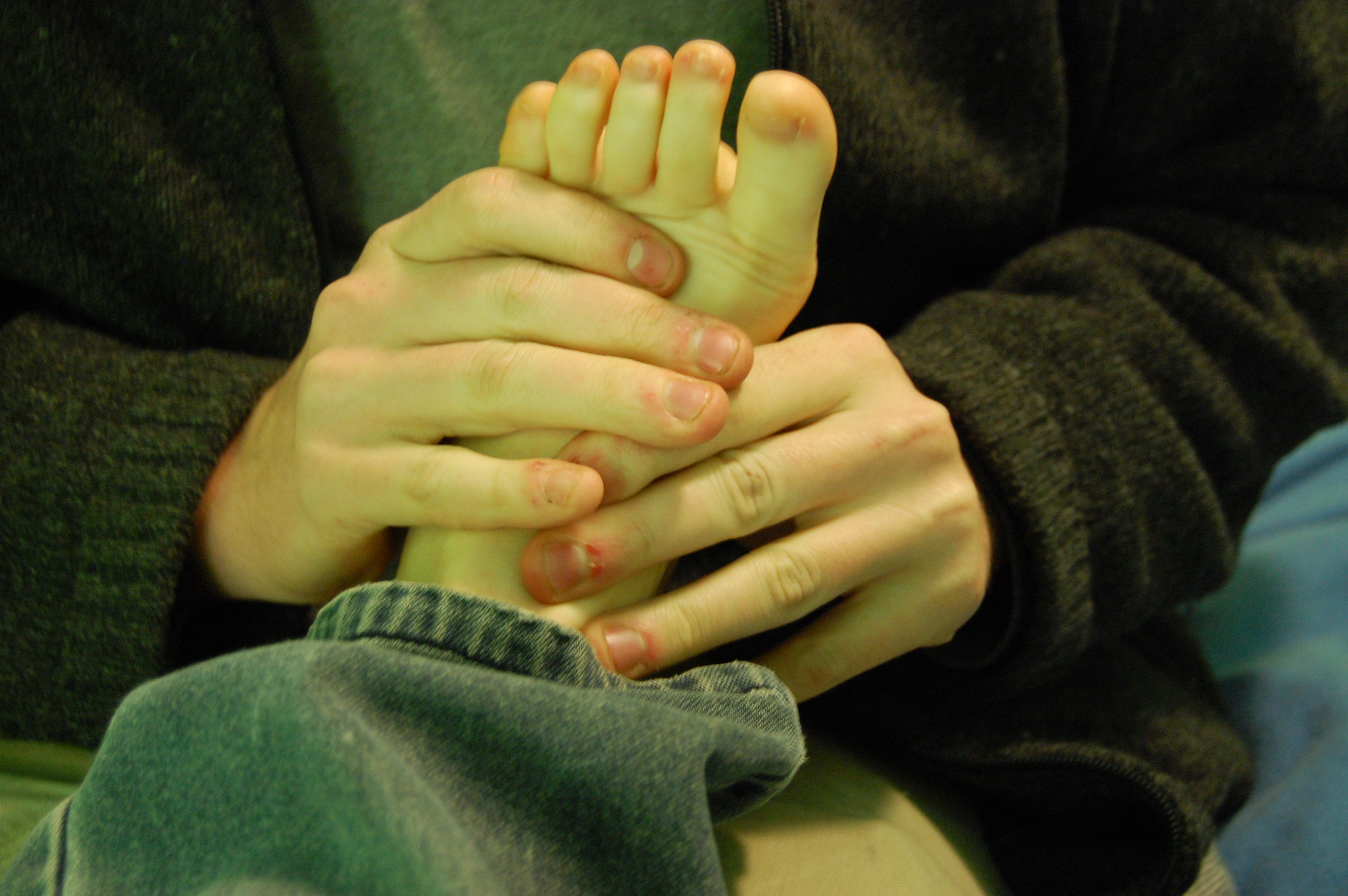 Diabetic Neuropathy Symptoms Warning Signs